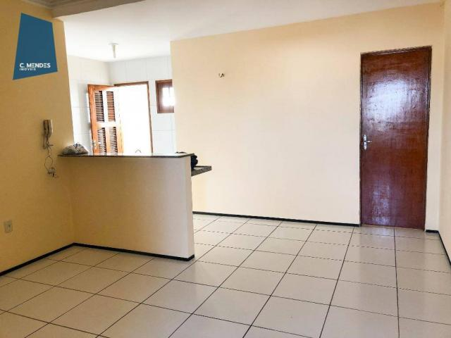 Apartamento para alugar, 50 m² por R$ 600,00/mês - Passaré - Fortaleza/CE - Foto 3