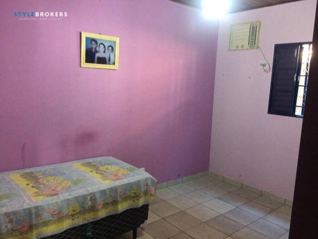 Casa com 2 dormitórios à venda, 102 m² por R$ 160.000,00 - Parque Cuiabá - Cuiabá/MT - Foto 11