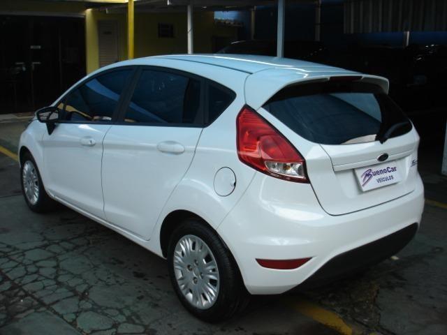Fiesta Hatch 1.5 S Completíssimo de Única Dona Tirado em Goiânia Super Novo - Foto 7