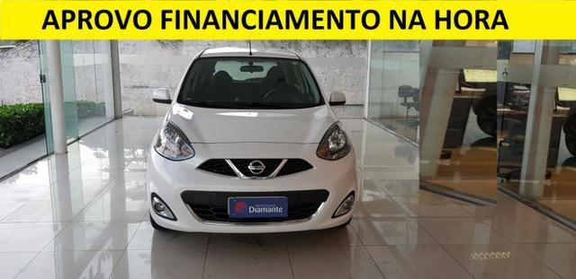 Nissan March sL = Financiamento na hora - Foto 5