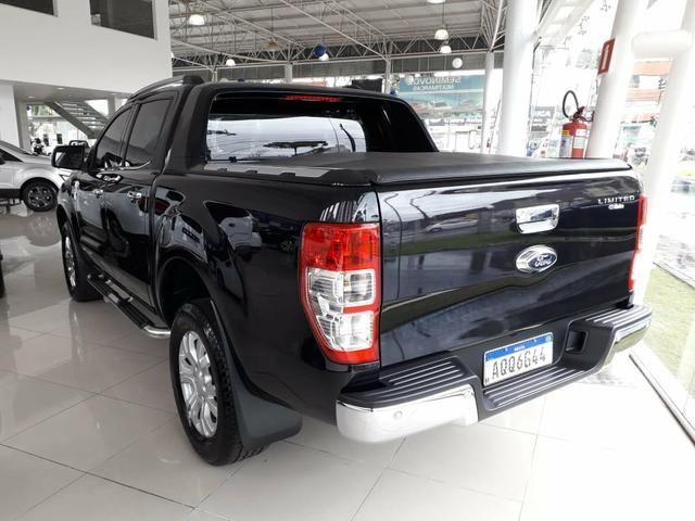 (15.000 Km) Ranger Limited 2018 4x4 Diesel - Foto 3