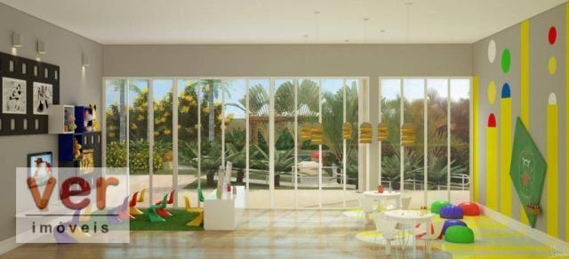 Apartamento com 3 dormitórios à venda, 80 m² por R$ 599.000,00 - Cambeba - Fortaleza/CE - Foto 15