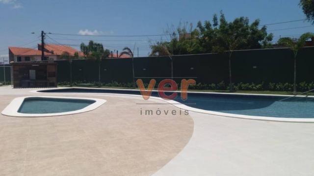 Apartamento para alugar, 61 m² por R$ 1.600,00/mês - Dunas - Fortaleza/CE - Foto 8