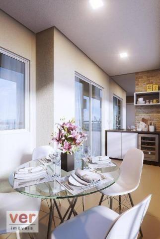 Apartamento à venda, 52 m² por R$ 179.000,00 - Lagoa Redonda - Fortaleza/CE - Foto 9