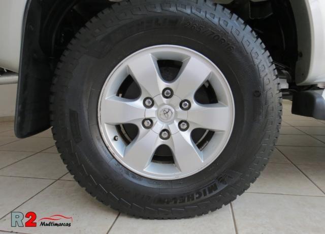 Hilux CD SRV D4-D 4x4 3.0 TDI Diesel Aut - Foto 9