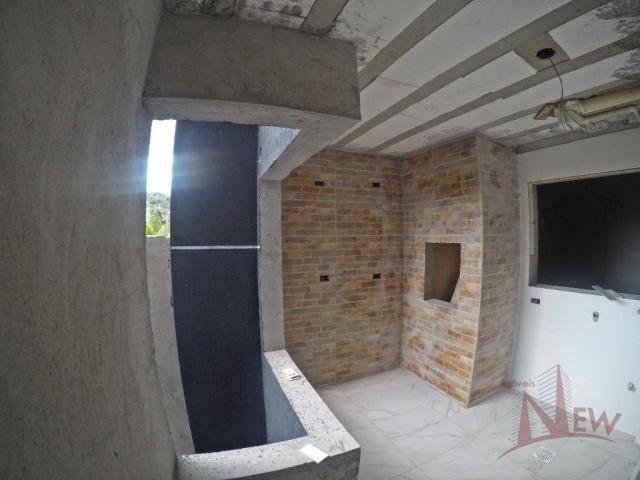 Apartamento 03 quartos no São Cristóvão, São José dos Pinhais - Foto 18