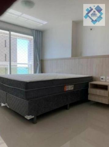 Apartamento com 2 dormitórios à venda, 68 m² por R$ 660.000 - Meireles - Fortaleza/CE - Foto 2