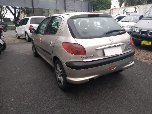 Peugeot 206 Presence 2008 *completo *motor 1.4 *sem entrada - Foto 5