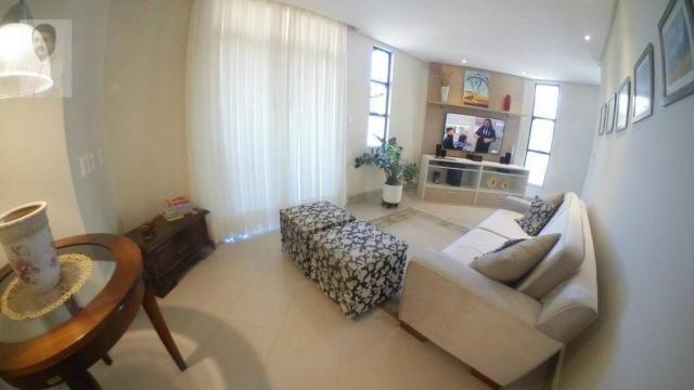 Casa em condomínio fechado com 4 dormitórios à venda, 263 m² por R$ 850.000 - Patamares -  - Foto 15