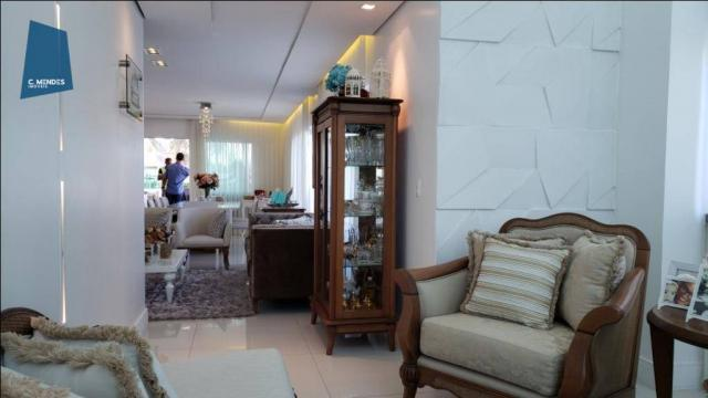 Casa no Alphaville Fortaleza com 4 dormitórios à venda, 310 m² por R$ 1.800.000 - Cararu - - Foto 11