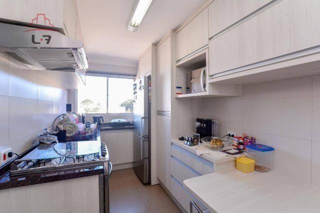 Apartamento com 3 dormitórios à venda, 79 m² por R$ 310.000,00 - Bacacheri - Curitiba/PR - Foto 8