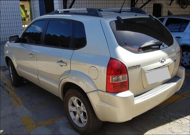 Hyundai Tucson GLS 2.0 16v (Flex) (Aut) 2012/2013 - Foto 3