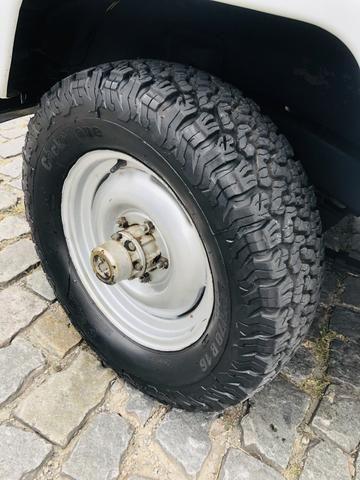 Ford Rural 4x4 6CIL* redução. Carro bem novo - Foto 7