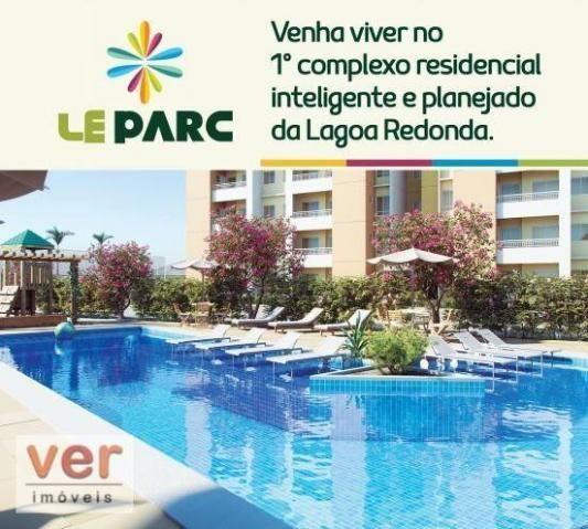Apartamento à venda, 52 m² por R$ 179.000,00 - Lagoa Redonda - Fortaleza/CE - Foto 3