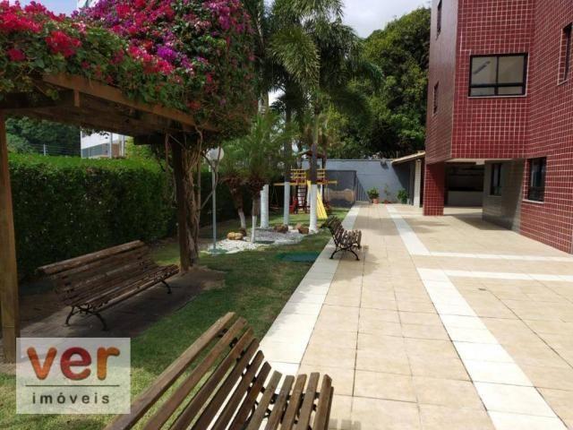 Apartamento com 5 dormitórios à venda, 211 m² por R$ 800.000,00 - Guararapes - Fortaleza/C - Foto 16