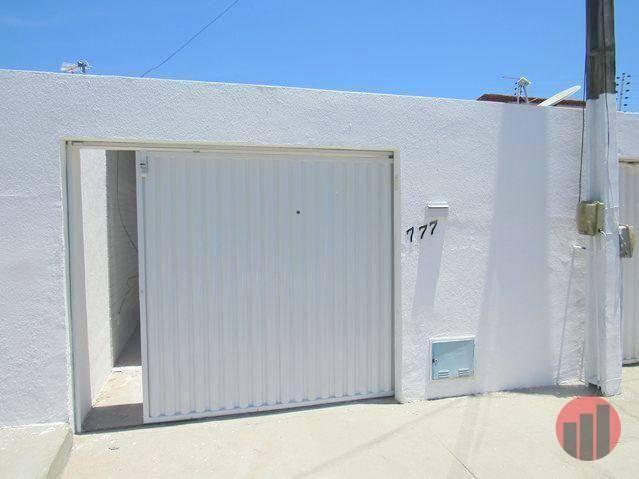 Casa para alugar, 70 m² por R$ 670,00 - Castelão - Fortaleza/CE - Foto 2