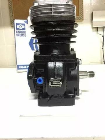 Compressor de ar knor bremse - Foto 3