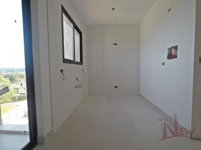 Apartamento 02 quartos (1 suíte) no São Domingos, São José dos Pinhais - Foto 7