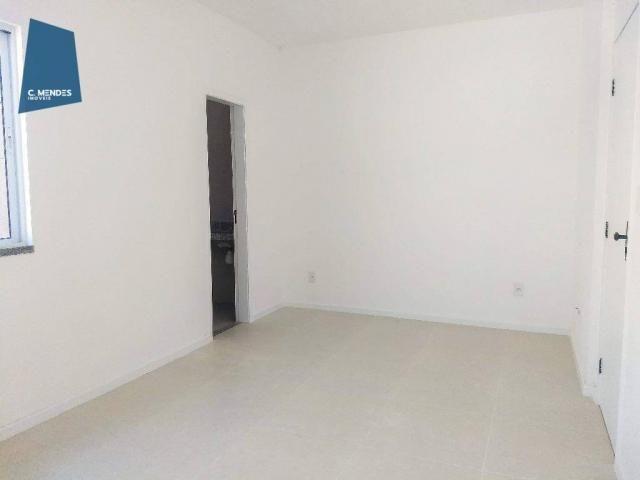 Casa Duplex 124 m² para locação, semi-mobiliada 3 suites 3 vagas, condominio, Jacundá, Eus - Foto 4