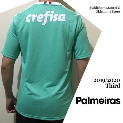 Camisas do Palmeiras 2019 2020 - Foto 2