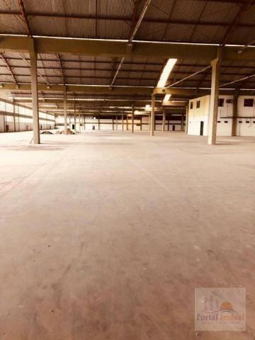 Prédio para alugar, 1440 m² por R$ 21.000/mês - Distrito Industrial - Maracanaú/CE - Foto 5