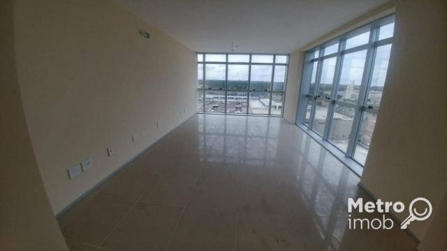 Sala para alugar, 35 m² por R$ 1.400/mês - Jaracaty - São Luís/MA - Foto 4