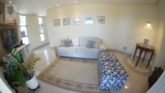 Casa em condomínio fechado com 4 dormitórios à venda, 263 m² por R$ 850.000 - Patamares -  - Foto 17