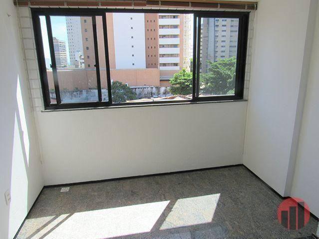 Apartamento com 1 dormitório para alugar, 47 m² por R$ 1.000,00/mês - Praia de Iracema - F - Foto 9