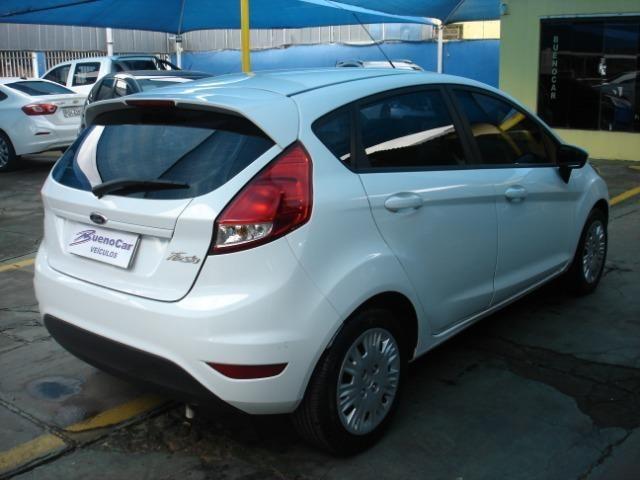 Fiesta Hatch 1.5 S Completíssimo de Única Dona Tirado em Goiânia Super Novo - Foto 5