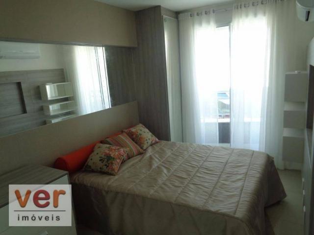Apartamento com 2 dormitórios à venda, 58 m² por R$ 400.201,64 - Aldeota - Fortaleza/CE - Foto 13