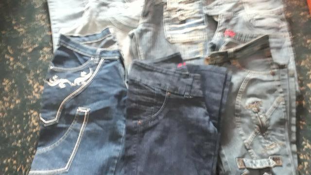 Jeans femininos, varios numeros