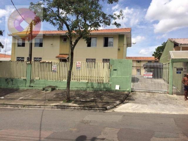 Apartamento com 2 dormitórios à venda, 39 m² por R$ 130.000 - Cidade Industrial - Curitiba