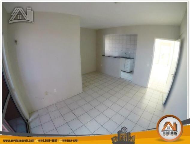 Apartamento com 3 dormitórios à venda, 70 m² por R$ 240.000,00 - Montese - Fortaleza/CE - Foto 7