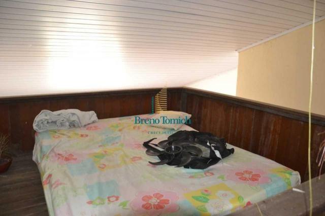 Casa com 2 dormitórios à venda, 85 m² por R$ 210.000 - Centro - Santa Cruz Cabrália/BA - Foto 14