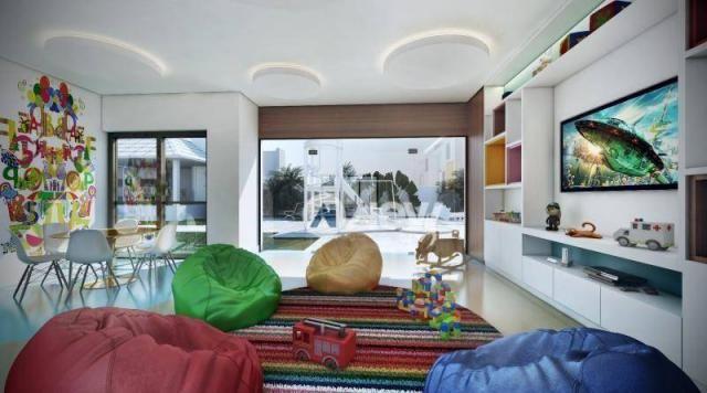 Apartamento com 3 dormitórios à venda, 162 m² por r$ 1.700.000,00 - hamburgo velho - novo  - Foto 5