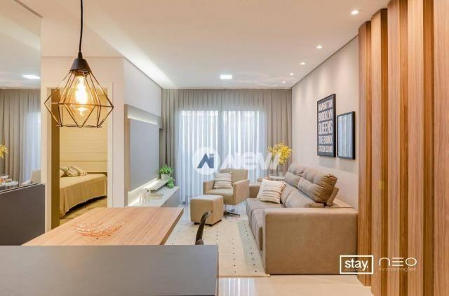 Apartamento à venda, 69 m² por r$ 363.500,00 - rio branco - novo hamburgo/rs - Foto 3