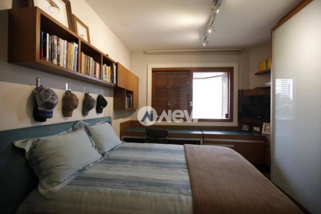 Apartamento com 3 dormitórios à venda, 292 m² por r$ 2.300.000 - centro - novo hamburgo/rs - Foto 18