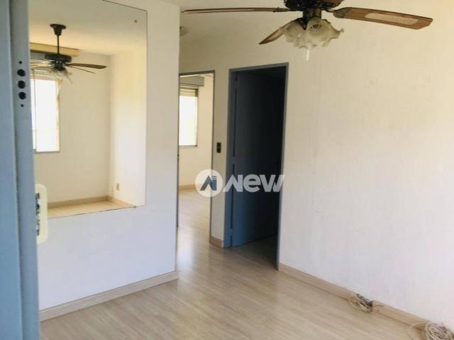 Apartamento com 2 dormitórios à venda, 41 m² por r$ 135.000 - canudos - novo hamburgo/rs - Foto 4