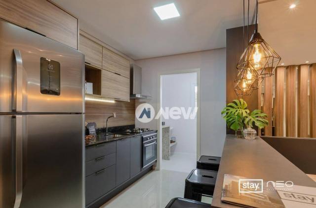 Apartamento à venda, 69 m² por r$ 363.500,00 - rio branco - novo hamburgo/rs - Foto 2