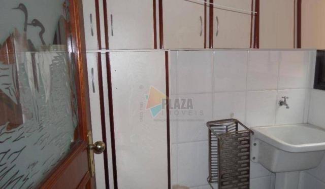 Apartamento com 2 dormitórios para alugar, 90 m² por R$ 3.000,00/mês - Vila Guilhermina -  - Foto 10