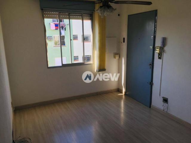 Apartamento com 2 dormitórios à venda, 41 m² por r$ 135.000 - canudos - novo hamburgo/rs - Foto 5
