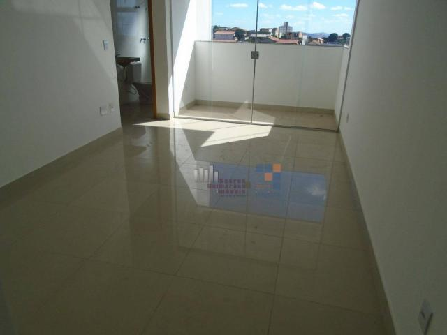 Apartamento com 2 dormitórios à venda, 61 m² por R$ 345.000,00 - Boa Vista - Belo Horizont - Foto 5