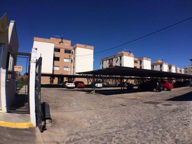 Apartamento com 2 dormitórios à venda, 78 m² por r$ 180.000 - centro - portão/rs