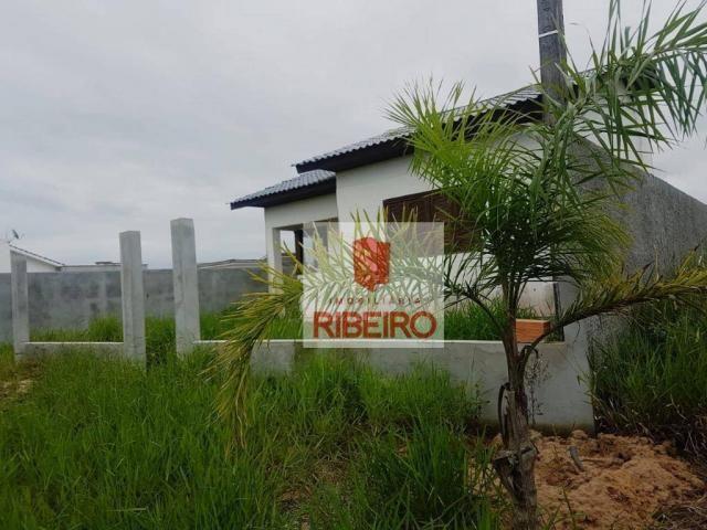 Casa com 3 dormitórios à venda, 69 m² por R$ 215.000 - Nova Divinéia - Araranguá/SC - Foto 4