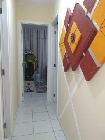 Vendo lindo apartamento 2/4 ecopark com ótima área de lazer - Foto 2