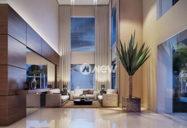 Apartamento com 3 dormitórios à venda, 162 m² por r$ 1.700.000,00 - hamburgo velho - novo  - Foto 3