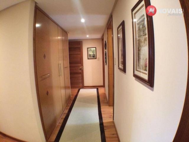 Apartamento com 3 dormitórios à venda, 292 m² por r$ 1.700.000 - centro - novo hamburgo/rs - Foto 4