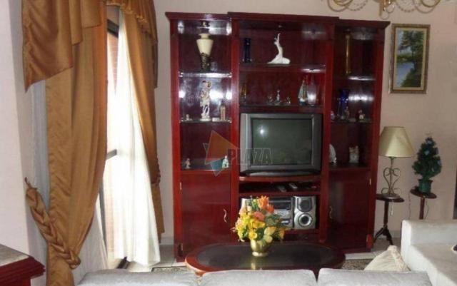 Apartamento com 2 dormitórios para alugar, 90 m² por R$ 3.000,00/mês - Vila Guilhermina -  - Foto 6