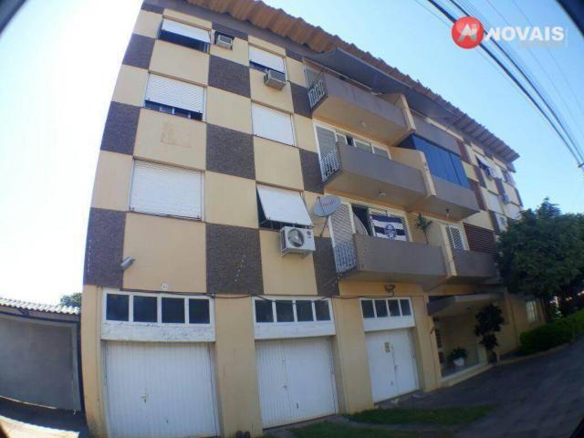 Apartamento residencial à venda, r.bran./centr./ideal, novo hamburgo - ap2276. - Foto 2