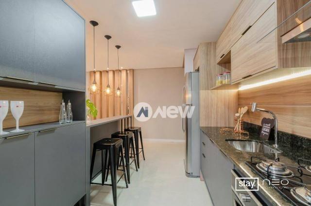 Apartamento à venda, 69 m² por r$ 363.500,00 - rio branco - novo hamburgo/rs - Foto 5
